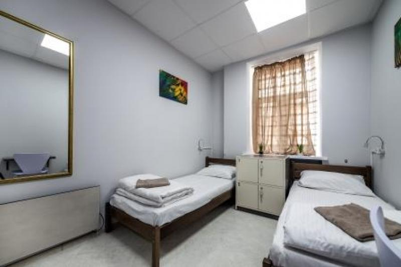 OSTRIV Двомісний чоловічий номер з роздільними ліжками